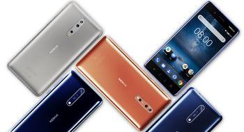 Nokia lanserte sin første toppmodell på mange år