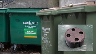 100.000 har fått allerede - nå utstyres alle søppelkassene i Oslo med chip
