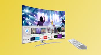 Samsungs TV-er kan snart kjenne igjen sanger som spilles på TV-en
