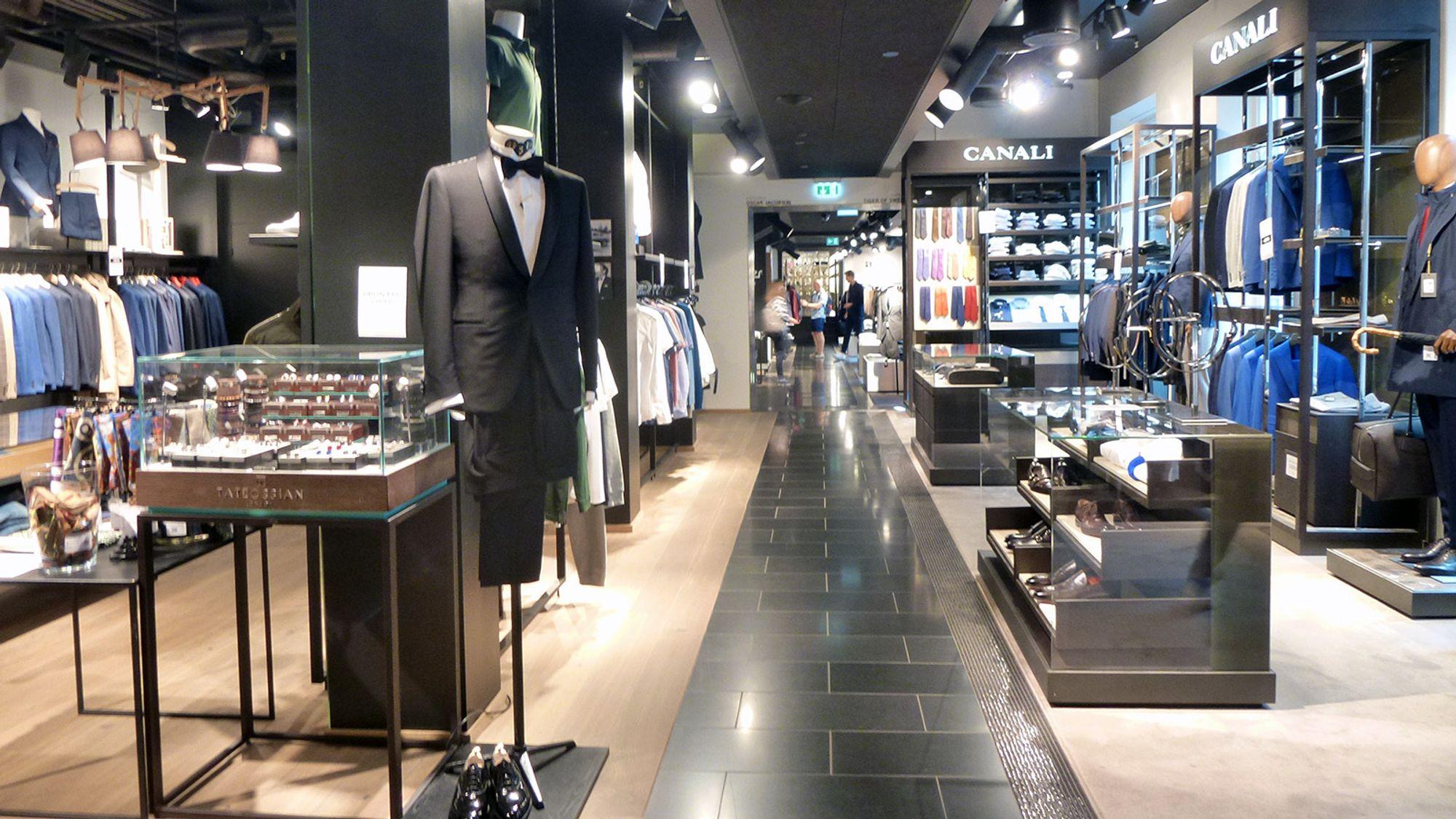 92d1f497 Høyer satser hardt på egne merkevarer og et luksusfristed for noen ...