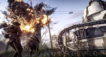 Battlefield 1 får konkurransebasert fem-mot-fem-modus