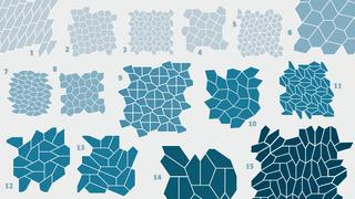 Den vriene matematiske kunsten å legge fliser er fortsatt ikke helt løst