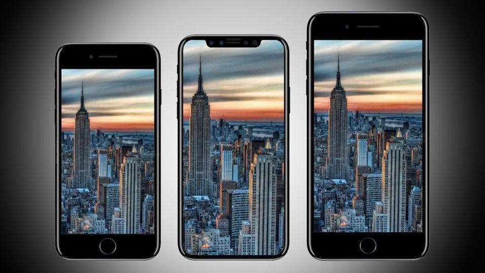 Iphone  Fingersensor