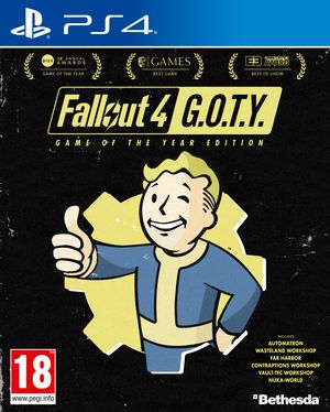 Fallout 4: Game of the Year Edition