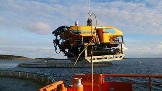 Argus Remote Sytems er med i Artifex-prosjektet. Selskapet designer og bygger undervannsfarkoster (ROV - Remotely Operated Vehicle) i Bergen.