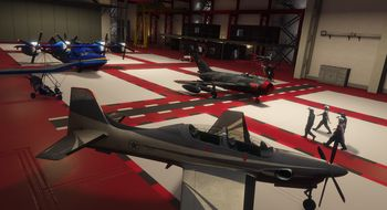 Våpensmugling når nye høyder i Grand Theft Auto Online