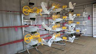 På et knapt år har selskapets droner flydd mer enn 100.000 kilometer og levert 2600 blodprøver