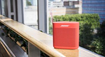 Test: Bose Soundlink Colour II
