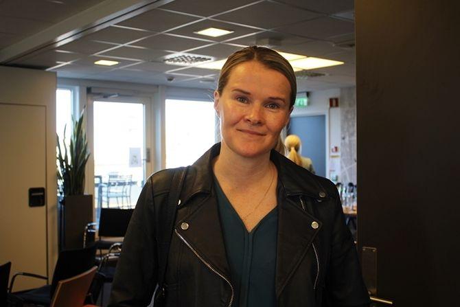 Christine Bøe Jensen er fagansvarlig ved kriminalvakat i Oslo, og hun ønsker seg fastere melderutiner i samarbeidet mellom etatene.