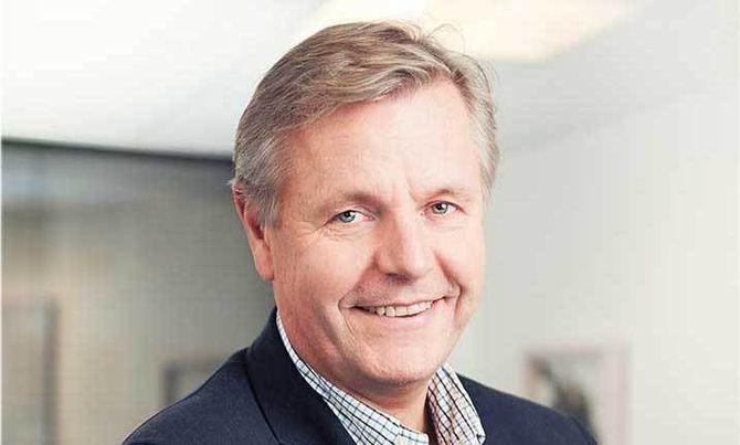 Arne Isak Tveitan, leder for Nasjonalt ID-senter.