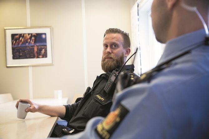 På politihuset i Skien merker de den pressede bemanningen blant annet i form av dårligere personkunnskap.