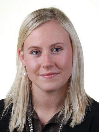 Lene Vågslid, stortingsrepresentant for Arbeiderpartiet.