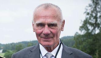 Torleiv Vika fyller 80 år. Han var første sjef for Beredskapstroppen.