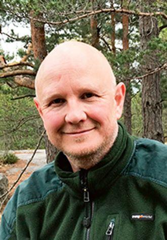 Kjell Syvertsen.