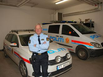 Sondre Grønstad, lensmann i Trysil.