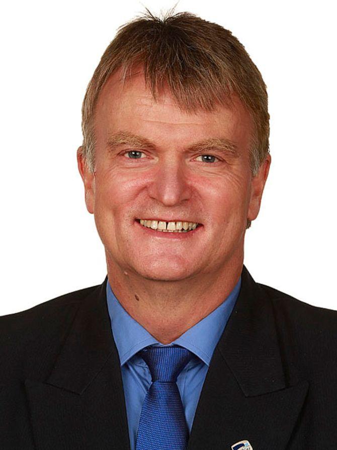 Ove Trellevik, stortingsrepresentant.