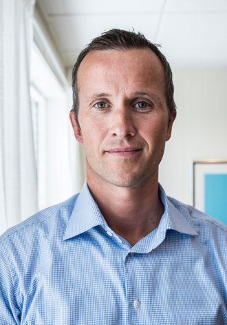 Frede Hermansen, avdelingsdirektør i POD.