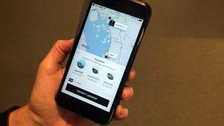 Uber slutter å spore passasjerer etter at de har gått ut av bilen