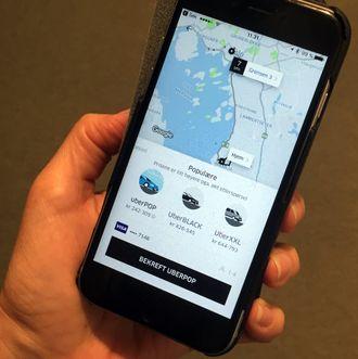Transporttjenester som Uber kan i fremtiden tilbys som abonnement.
