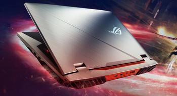 Har GTX 1080, Kaby Lake-prosessor, 64 GB minne og 17,3-tommers skjerm