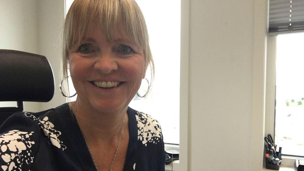 Anette Aanesland er teknologi- og utbyggingsdirektør i Nye Veier.