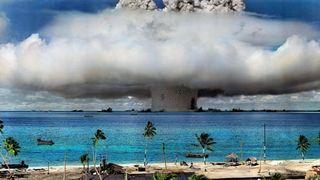 Se de unike videoene som gir helt nye opplysninger om verdens kjernevåpen