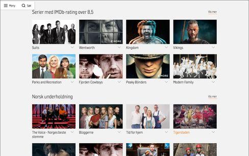 TV2 Sumo.