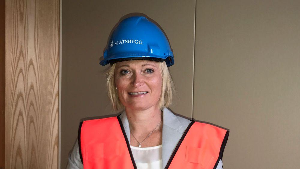 Marianne Nordby Fålun er direktør økonomi og virksomhetsstyring i Statsbygg.