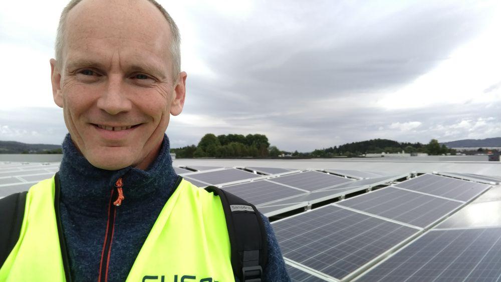 FUSen har gått fra å være en enmannsbedrift til å være arbeidsplass for åtte personer, og firmaet er i dag en landsomfattende leverandør av solkraft.