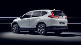 Honda dropper diesel i ny suv