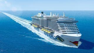 Verdens største cruiseskipsoperatør tester brenselcelle for cruiseskip