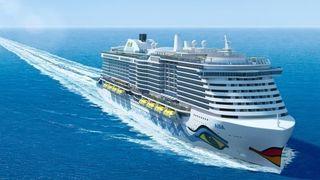 Ny trend: Nå kommer cruiseskipene som kjører mer miljøvennlig