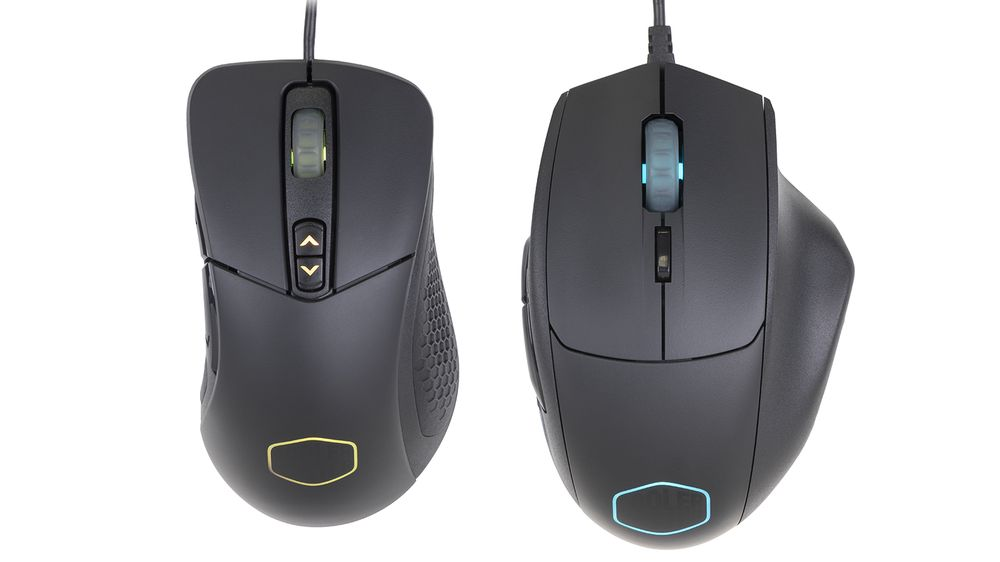MasterMouse MM530 og MM520
