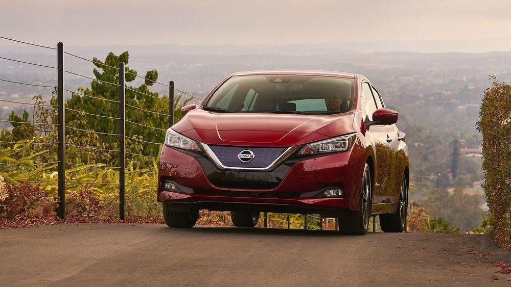 Elbiler, som nye Nissan Leaf, spiller en stor rolle i utviklingen på CO2-utslipp i Norge.