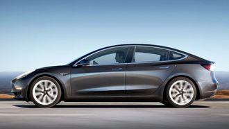 Model 3 er Teslas første bil som skal produseres i stort volum.