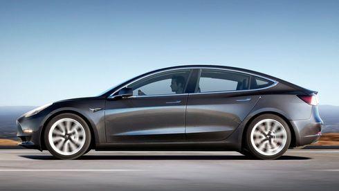 Model 3 går så det gviner.