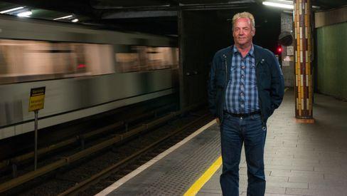 Per-Arne Ulen, fagsjef for bane og sporteknikk.