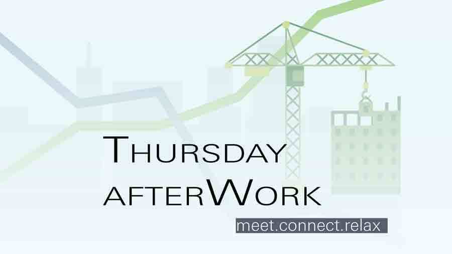 Arkitekter strømmer på Thursday AfterWork i Oslo