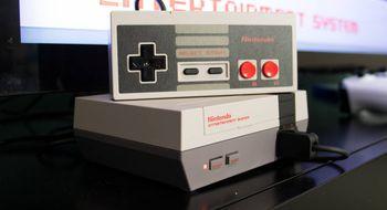 Nintendo gjenopptar produksjonen av Nintendo Classic Mini