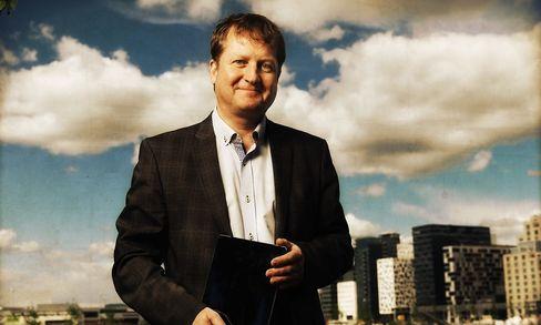 Peter Nomme, teknologisjef i 99X.