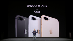 Apple iPhone 8 og iPhone 8 Plus er lansert