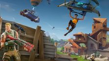 Fortnite Battle Royale har 40 millioner spillere