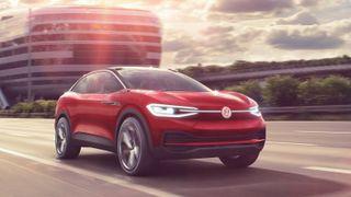 Volkswagen bruker 96 milliarder på å bygge elbiler