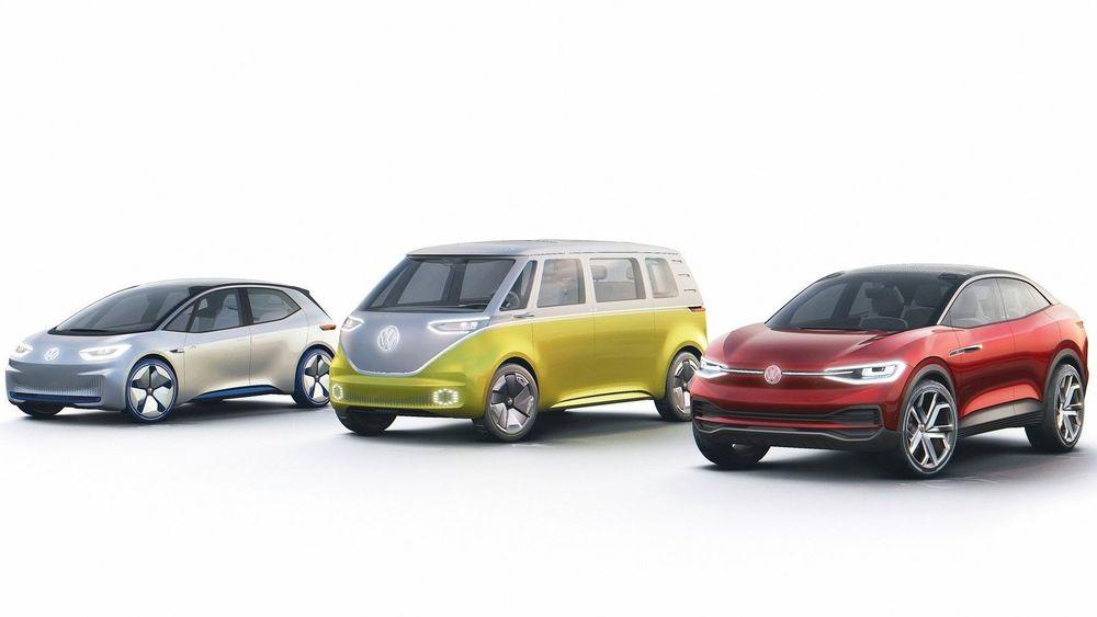 Volkswagens ID-serie.