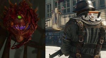 Doom og Wolfenstein II kommer til Nintendo Switch