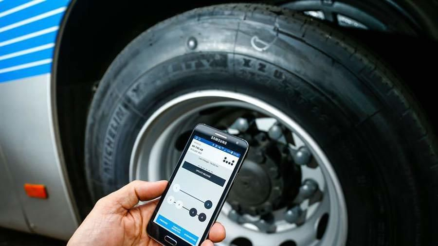 Michelin lanserer digital dekkontroll