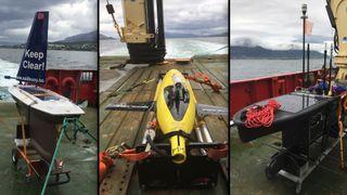 Bruker vind, sol og bølger: Undervannsdroner skal erstatte forskningsskip