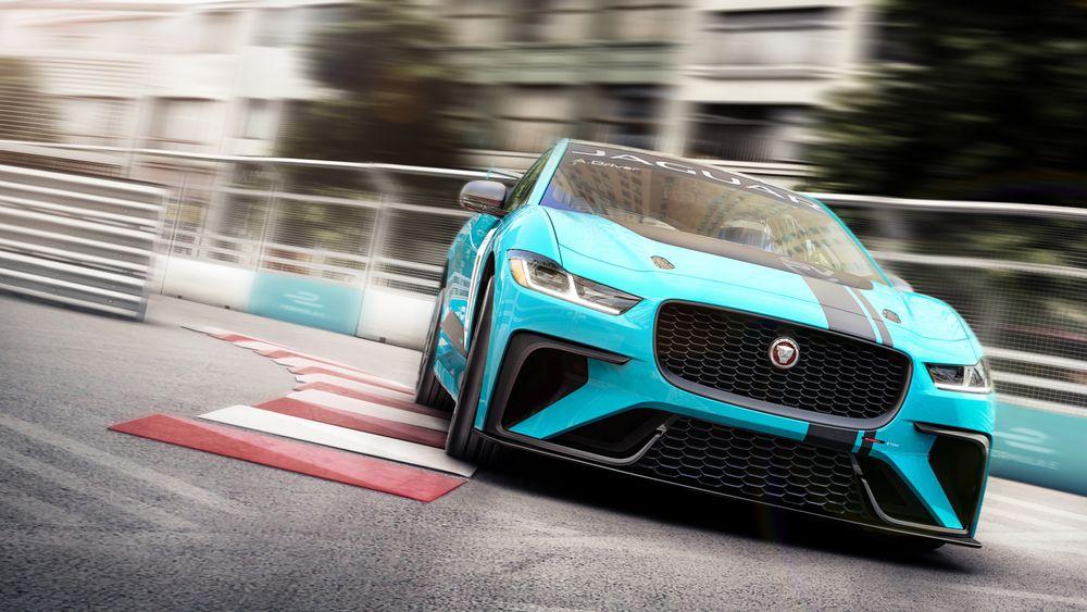 Like etter at Jaguar har startet I-Pace-leveransene om cirka et år fra nå, skal elbilen brukes i en supportserie til Formel E.