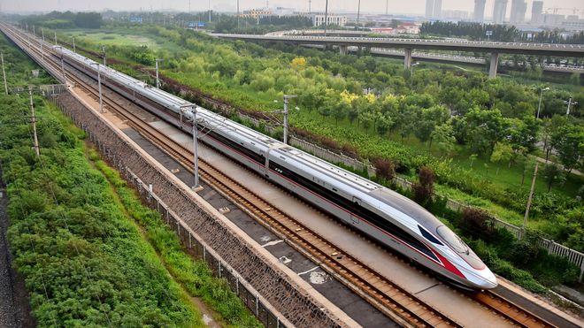 Når høyhastighetsbanen står klar, kuttes reisetiden fra åtte til tre timer