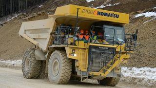 Denne dumperen blir verdens største elbil